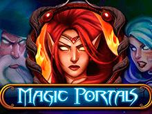 Магические Порталы в онлайн-казино Вулкан