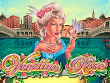 Автомат Венецианская Роза в казино Вулкан