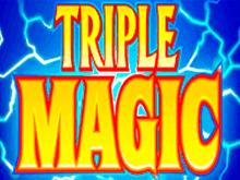 Тройная Магия в клубе Вулкан