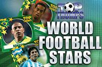 Мировые Звезды Футбола с выигрышем на деньги