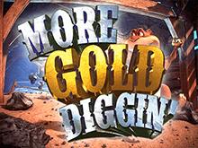 Играйте на деньги в аппарат Больше Добычи Золота, чтобы озолотиться