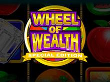 Платно на доллары Колесо Богатства – Специальное Издание в клубе