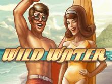Онлайн слот Дикая Вода с качественным графическим оформлением